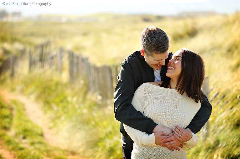 wedding photographer strandhill