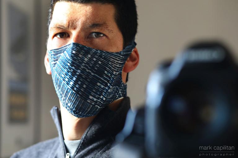 buff photographer mask